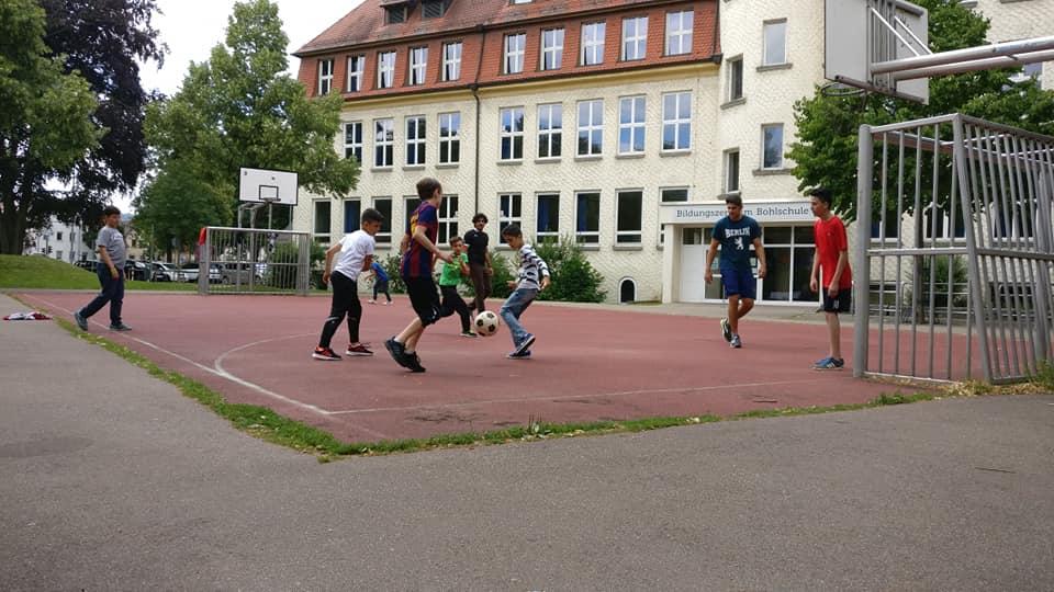 Sporttag – Aalen, Deutschland